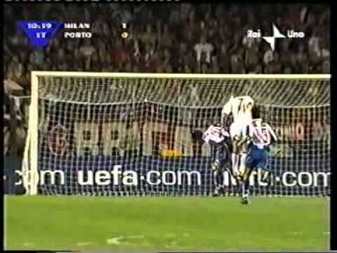 Milan - Porto 1-0  F Supercoppa Europea 2003