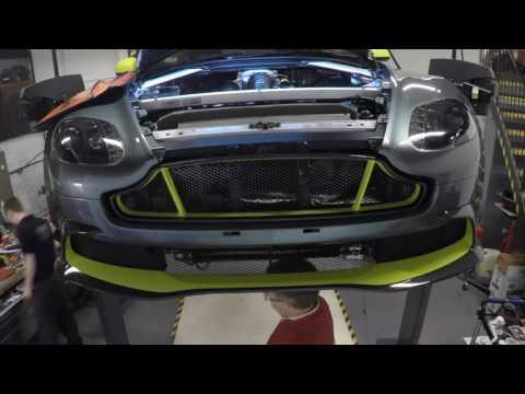 GT8 Installation GMR