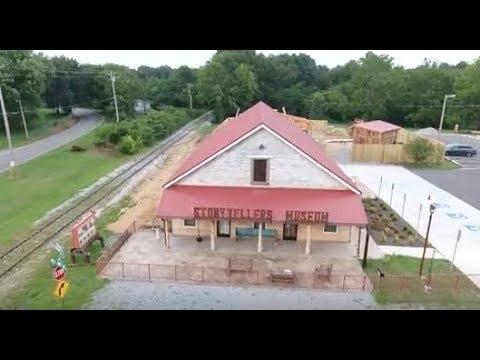 Johnny Cash Farm Bon Aqua TN Storytellers Museum Da Spa Guy DSG #73