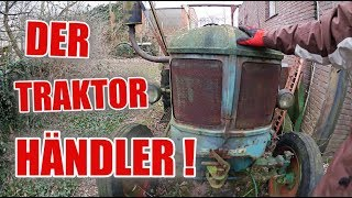 LOSTPLACE : Treckerparadies 🚜🚛 beim alten Landmaschinenhändler | ItsMarvin