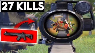WHY I HATE THE MK47 MUTANT | 27 KILLS Duo vs Squad | PUBG Mobile