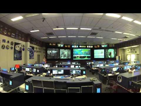 NASA Social @ JSC - Mission Control Tour