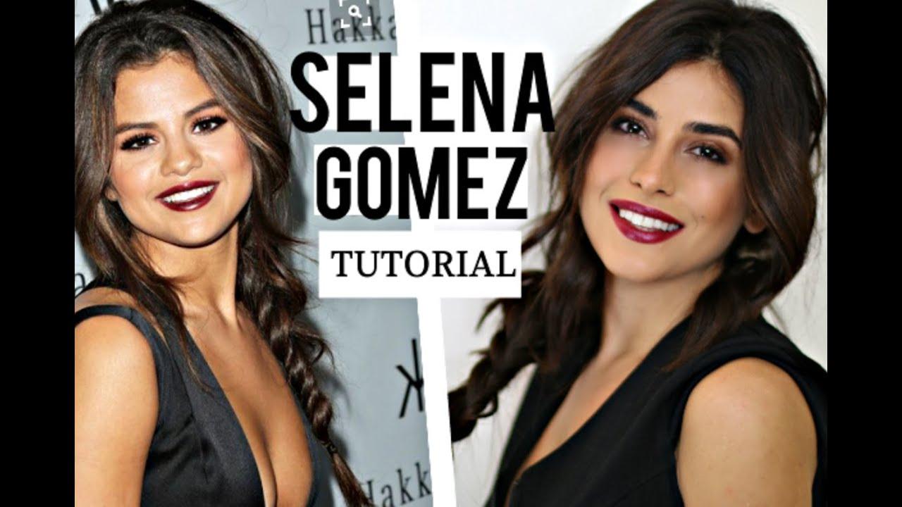 Selena gomez inspired hair and makeup tutorial youtube selena gomez inspired hair and makeup tutorial baditri Choice Image