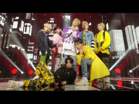 《POWERFUL》 iKON - BLING BLING @인기가요 Inkigayo 20170618