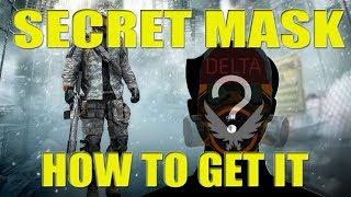 Global Event Onslaught Secret Delta mask - How to get it
