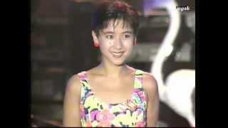 1991年 永作博美 松野有里巳 佐藤愛子.