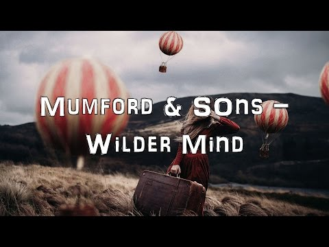 Mumford and Sons - Wilder Mind [Acoustic Cover.Lyrics.Karaoke]