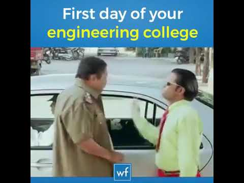 Engineering life : starting with rock and ending with shock| Rajpal yadav comedy
