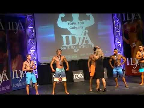 1 Minute PROMO For 2019 IDFA CALGARY Natural Competition On November 16