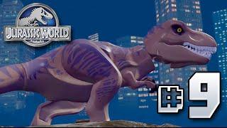 T.Rex In San Diego!! Jurassic World LEGO Game - Ep9