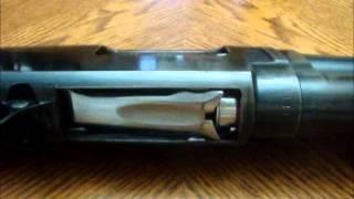 Winchester Model 12 loading problem? Probably not.