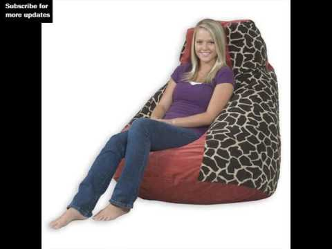 large cotton comfortable chair products pivot comfy bean foot bag jaxx chairs comforter