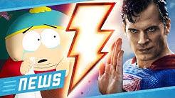 Superman steigt aus und South Park abgesetzt? - FLIPPS News