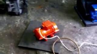 ИВ-99 Вибратор площадочный (220 Вольт)