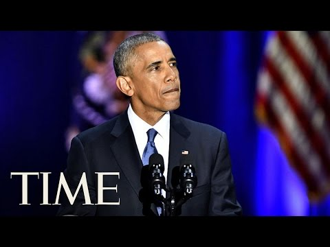 President Obama's Touching Tribute To Michelle | TIME