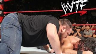 WTF Moments: WWE RAW (Jan 30)
