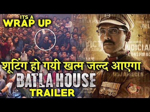 John Abraham Batla House Movie Wrap Up | Batla House Trailer Coming Soon Mp3