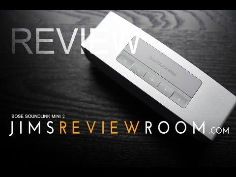 Bose Soundlink Mini 2 - REVIEW