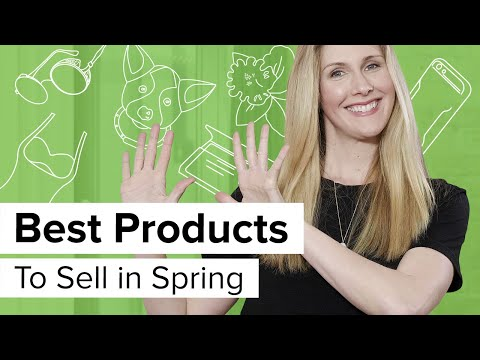 Trending Dropshipping Products to Sell [SPRING 2018]