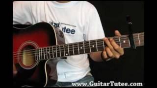 Taylor Swift - A Perfectly Good Heart, by www.GuitarTutee.com
