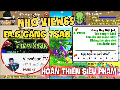Download NRO - View6s TV Và Hoàn Thiện 2 Set 7Sao Sau 2 Năm Theo Đuổi Đam Mê
