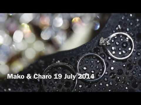 Mako & Charo Wedding Photos - July 19, 2014