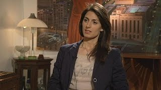 Virginia Raggi, Rome's first female mayor, talks to euronews