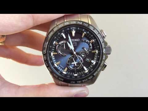 Seiko Astron Dual Time SSE045