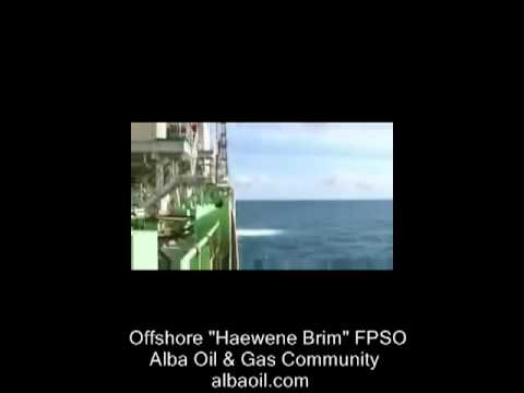 "Offshore People on ""Haewene Brim"" FPSO. (Alba OIl & Gas Community)"