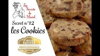 Cookies chocolat noisette et pécan // RECETTE SIMPLE ET CROUSTILLANTE // SECRET N°12 LSdM