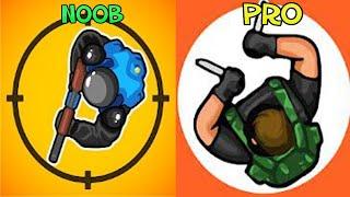 NOOB vs PRO - Hunter Assassin #2