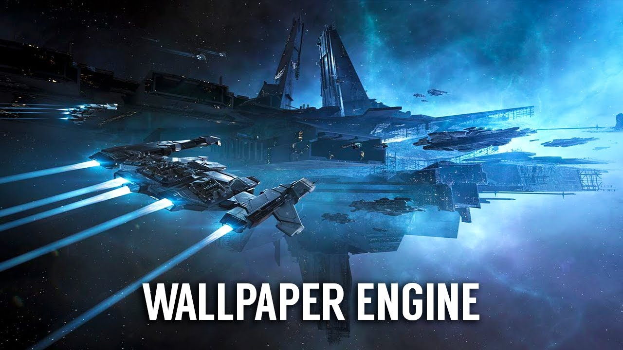 (Steam) Wallpaper Engine - Tutorial & Review - YouTube