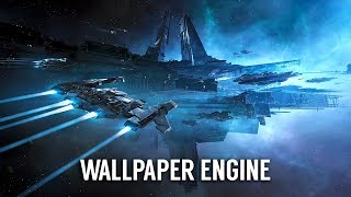 (Steam) Wallpaper Engine - Tutorial & Review