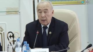 Заседание Совета Ассамблеи народов Казахстана по вопросу изменения Конституции РК