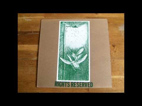 Rights Reserved - s/t LP