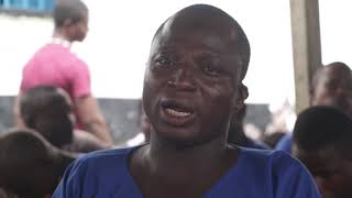 Ghanaians show love for released Coconut seller who was jailed twelve years