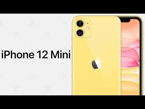 IPhone 12 Mini -  все, что известно про флагманский аналог IPhone SE 2