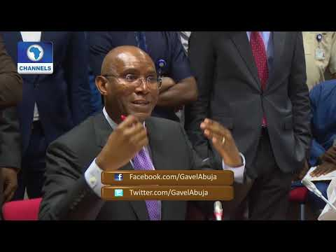 Sen. Omo-Agege Appears Before Senate Committee Over Mace Theft |The Gavel|