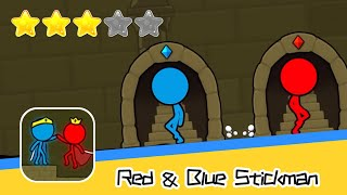 Red and Blue Stickman : Animation Parkour Walkthrough Animation Parkour Recommend index three stars