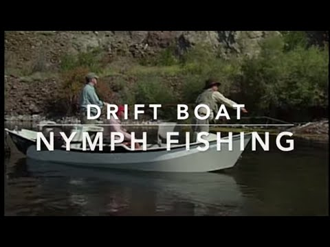 Drift Boat Nymph Fishing | How To