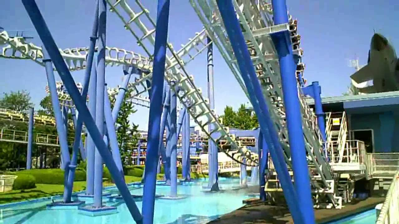 Lovely Gardaland, Theme Park In Italy [HD]   YouTube