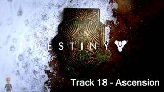 Ascension  - destiny: rise of iron official soundtrack - track 18