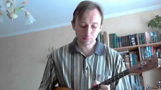 "Joe Robinson ""Struttin it"" balalaika cover.  Играет Андрей Онищенко  Andrey Onishenko plays"