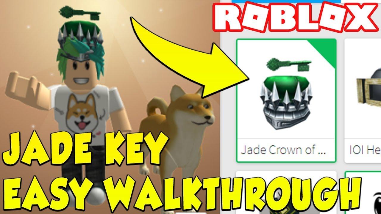 Roblox How To Get The Jade Key Location Walkthrough Easy Roblox