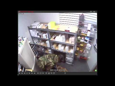 Robbery of U.S. Cellular Store in OKC