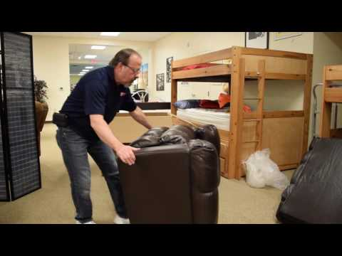 How To Assemble A Power Recliner