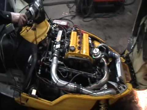 1300cc Turbo Ski Doo