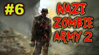 "Sniper Elite: Nazi Zombie Army 2 (Part 6) ""Museum of Death"""