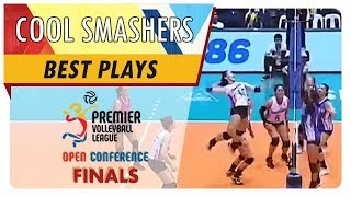 Download Video PVL OC 2018: Jia Morado and Jema Galanza connect for quick combination! | CCS | Best Plays MP3 3GP MP4