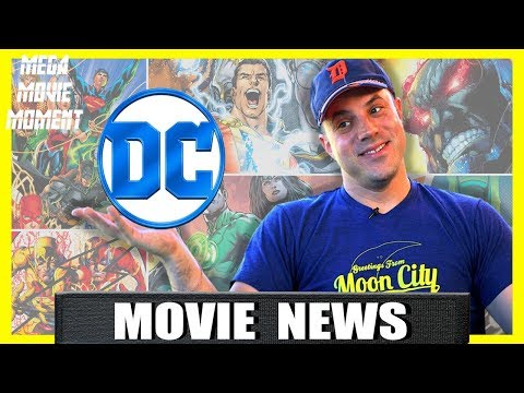 DC Films Continuity and Cinematic Universe Strategy | Mega Movie Moment